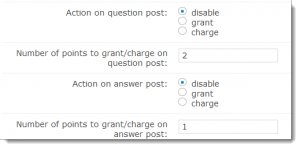 Integrating CM Answers with CM Micropayment- WordPress forum plugin settings